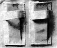 3. Кармашек с простроченными краями