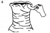 4. Верхняя часть горлышка