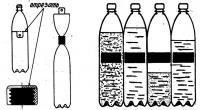 Бутылки для сыпучих продуктов