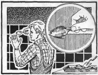 Чайная ложка для разделки швов