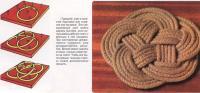 Цилиндрические декоративные узлы «тюрбан»