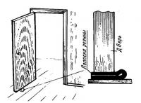 Держатель для двери