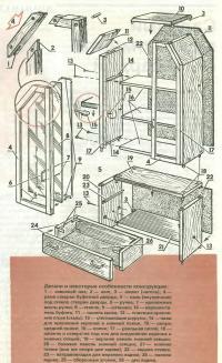 Детали и некоторые особенности конструкции