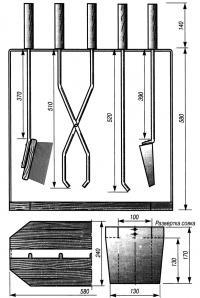 Детали инструментов