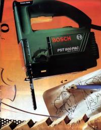 Электролобзик Bosch PST 800 PAC