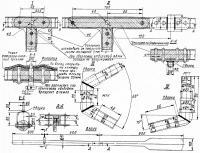 Элементы конструкции лодки