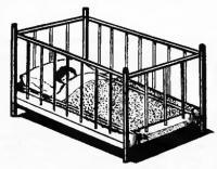 Фиксация одеяла в детской кроватке