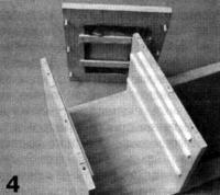 Фото 4. Детали корпуса соединяют на шкантах и клее