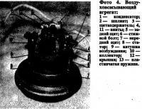 Фото 4. Воздуховсасывающий агрегат