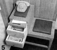 Фото 5. Выдвижные ящики