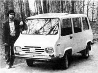 Фото автомобиля «Чибис»
