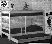 Фото двухъярусной кровати