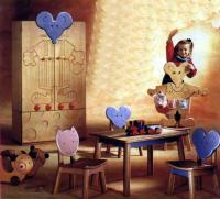 Фото готового детского гарнитура