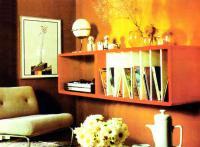 Фото готовой полки в квартире
