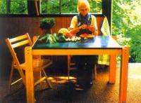 Фото каркасного стола