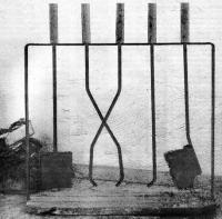 Фото набора инструмента для камина