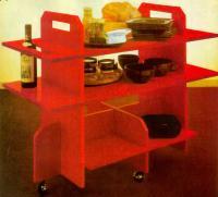 Фото сервировочного столика