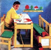 Фото школьной мебели
