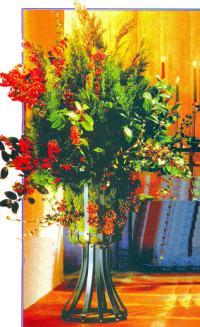 Фото вазы с цветами