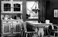 Готовая кухонная мебель