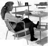 Готовый многоэтажный стол