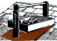 Инструменты на крыше
