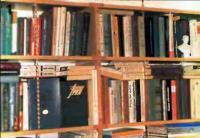 Книжные полки на цепях