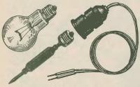Компактный электропаяльник