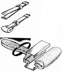 Конструкция ручки-держателя