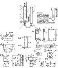 Конструкция светильника