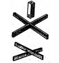 Крестовина-универсал