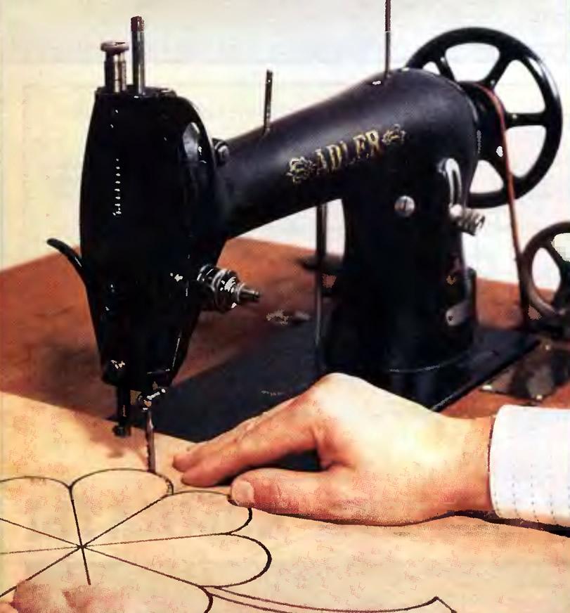 Станок из швейной машинки своими руками 39