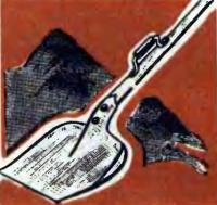 Лопата с дверной ручкой