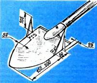 Лопата с ножами