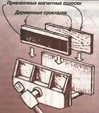 Магнитные губки для тисков