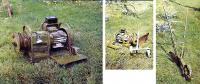 Окучник и плуг. В комплекте с электротягачом - универсальное орудие для огорода