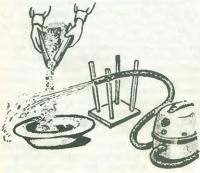 Пылесос-веялка