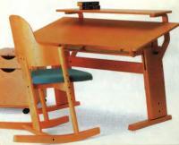 Рабочий стол и стул
