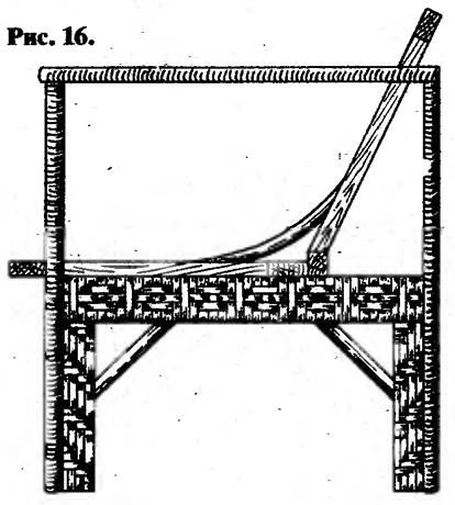 Вешалка из водопроводных труб 162