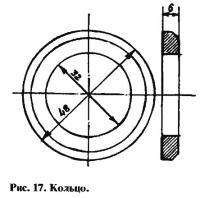 Рис. 17. Кольцо
