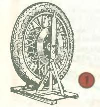 Рис. 1. Балансировка колес