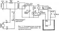 Рис. 1. Электрическая схема