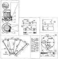 Рис. 1. Крупорушка с трехфазным электродвигателем