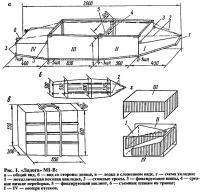Рис. 1. Общий вид в сложенном и рабочем положении