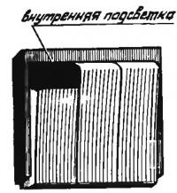 Рис. 1. Подсветка выключателя