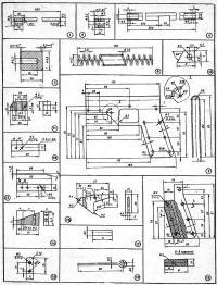 Рис. 2. Детали подводного ружья