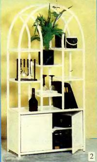 Рис. 2. Стеллаж-этажерка