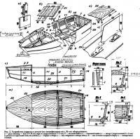 Рис. 2. Устройство корпуса и детали его оборудования