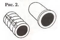 Рис. 2. Втулки для защиты отверстий от выкрашивания