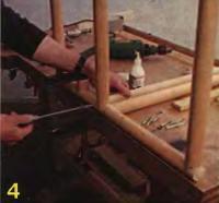 Рис. 4. Боковые рамы соединены друг с другом